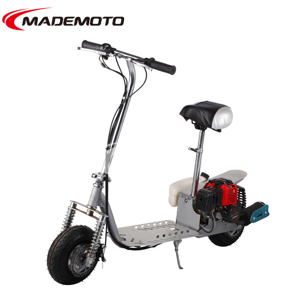 Mini Gas Motor Scooter 49cc Gas Scooter Gs4903 Cheap Gas