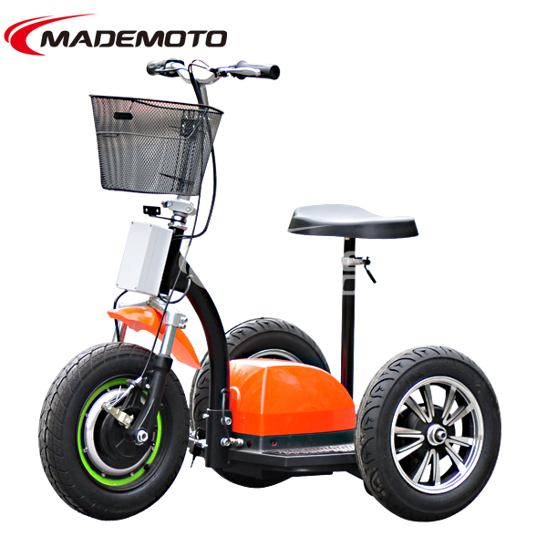 350W 36V 12 Ah New Electric mobility scooter Three wheel Electric Scooter